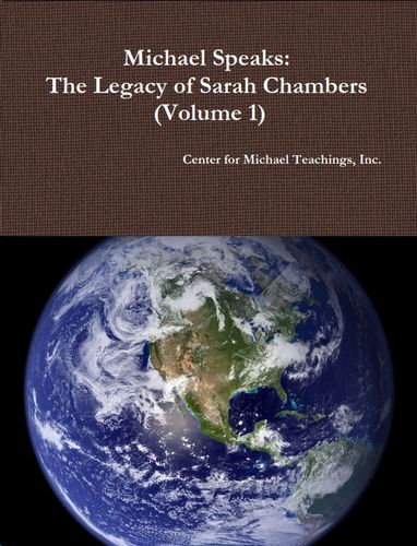Book cover: Michael Speaks: The Legacy of Sarah Chambers (Volume 1)