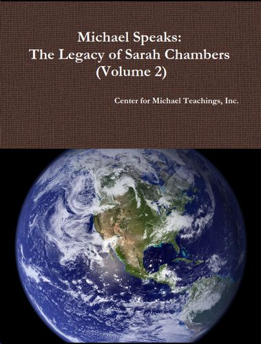 Book cover: Michael Speaks: The Legacy of Sarah Chambers (Volume 2)